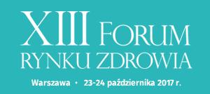 XII Forum Rynku Zdrowia (2017)